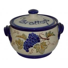 Brottopf - Weintraube