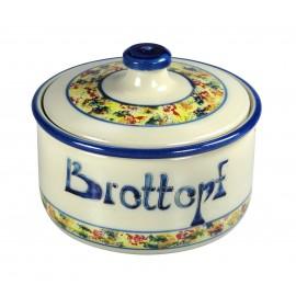 Brottopf - Tupfen