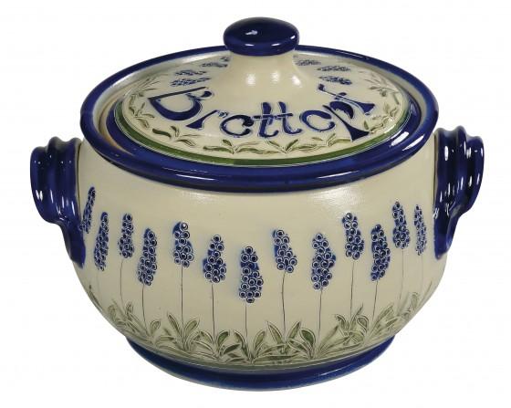 Brottopf - Lavendel
