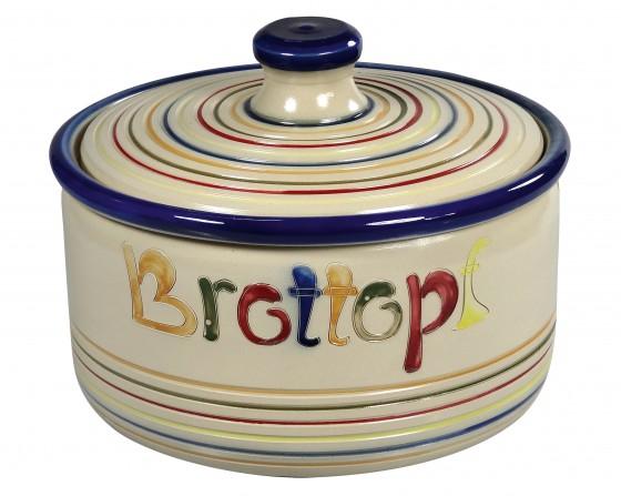 Brottopf - Rillen